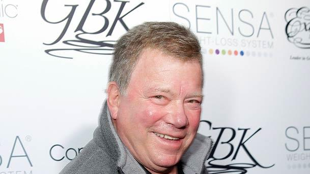 William Shatner Oscar Suite