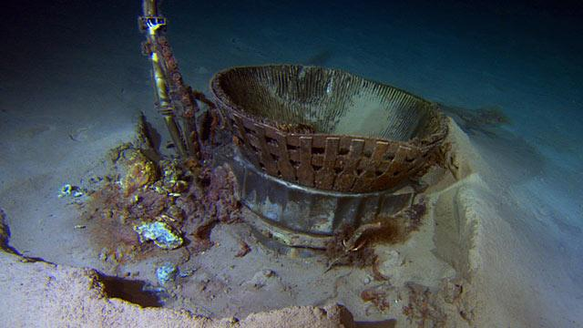 Amazon CEO Recovers NASA's Apollo Engines from Ocean Deep