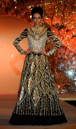 Ghagras That Give Back: Abu-Sandeep's Charity Fashion Show