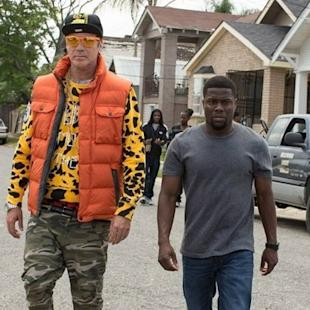 Kevin Hart Teaches Will Ferrell Prison Trash Talk in 'Get Hard' Deleted Scene (Exclusive Video)