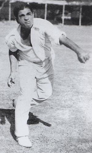 Vinoo Mankad, India, Cricket, All rounder