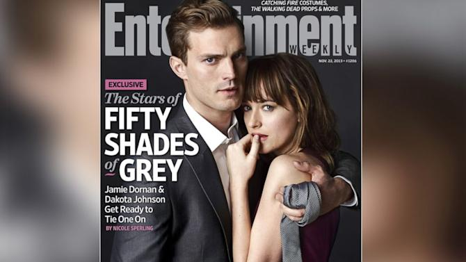 See Jamie Dornan and Dakota Johnson in 'Fifty Shades of Grey'
