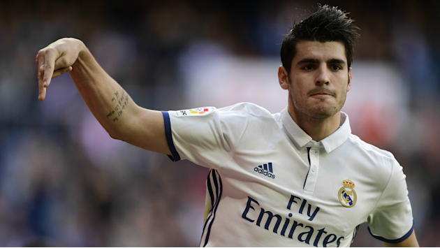 Morata: Playing for Madrid 'the greatest sensation one can feel'