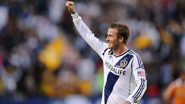 Football - Beckham decision expected next week