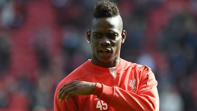 Frustrated Balotelli prepares to salvage AC Milan career
