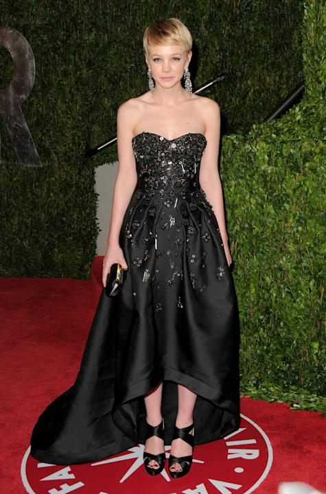 Carey Mulligan in Prada
