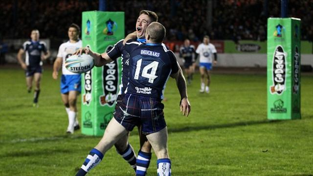 Rugby League - Teams play out thrilling draw