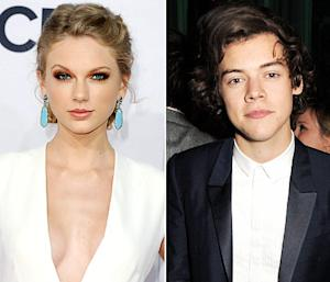 Taylor Swift Hints She'll Record Harry Styles Breakup Song?