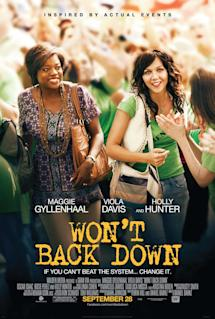 Poster of Won't Back Down