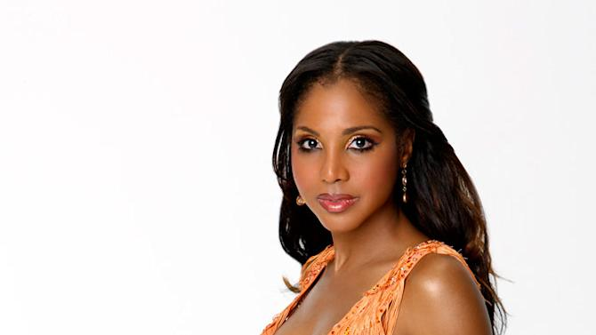 """The winner of six Grammy Awards, Toni Braxton competes in season 7 of """"Dancing with the Stars."""""""