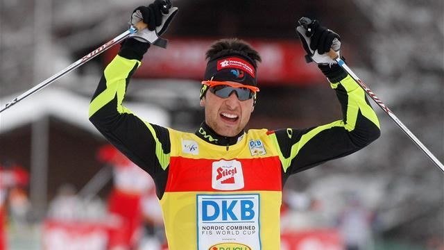 Nordic Combined - Lamy-Chappuis wins again in Seefeld