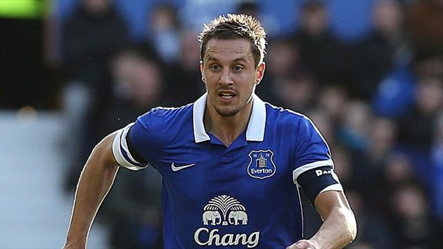 Premier League - Jagielka return a boost for Everton and England