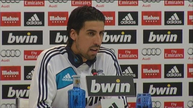 Liga - Khedira: Madrid remain grounded