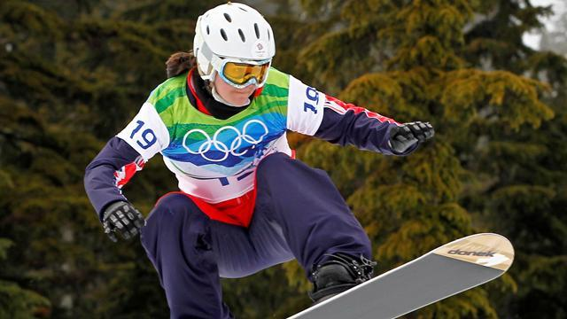 Olympic Games - Snowboarder Gillings advances to X Games final in Aspen