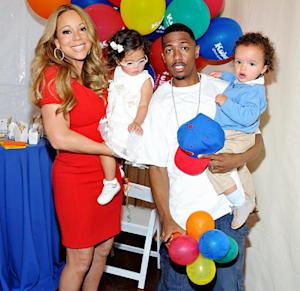 "Nick Cannon on His Twins' Impending Terrible Twos: ""I Got My Belt Ready!"""