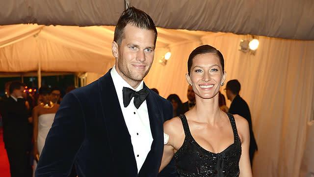 Gisele Bundchen and Tom Brady Get Passionate On Instagram