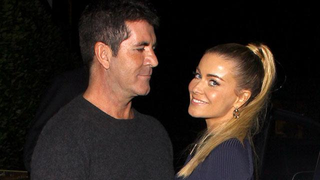 Simon Cowell Is Dating Carmen Electra