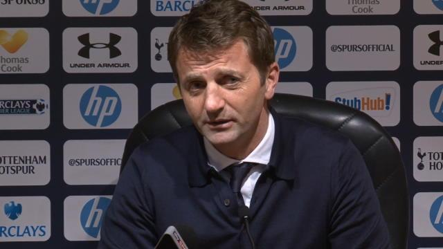 Premier League - Sherwood comes out fighting after job speculation