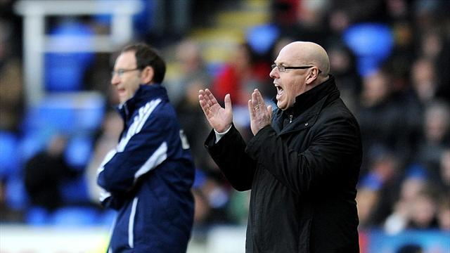 Football - Kebe the difference - McDermott