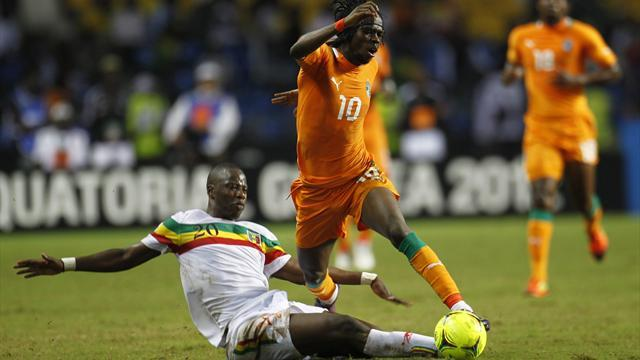 World Cup - Diakite among Mali quartet to miss Rwanda match