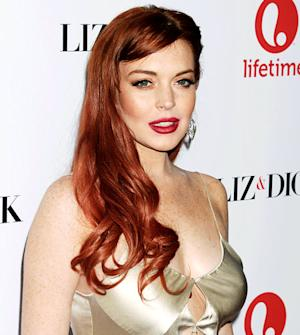 Lindsay Lohan Locked Herself in Closet to Avoid Four-Way Sex Scene During Canyons Filming
