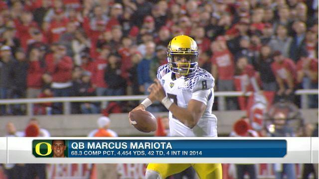 Should Chargers consider trading Rivers to get Mariota?