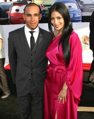 Nicole Scherzinger Admits Lewis Hamilton Helped Her Fight Bulimia