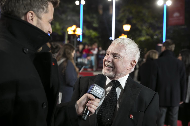 <p>演員生涯長達五十七年的戴瑞克傑寇比在首映紅毯上打趣道:「我一開始還有點害怕強尼戴普,但他人實在太棒了!」 </p>