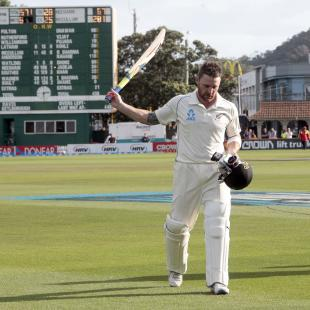 Day 4: Monumental McCullum buries India