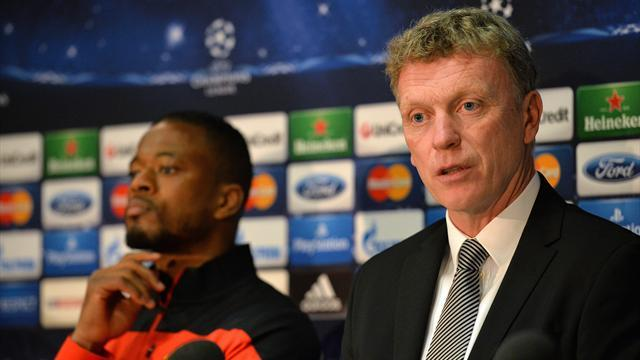 Champions League - David Moyes: My job is in no danger