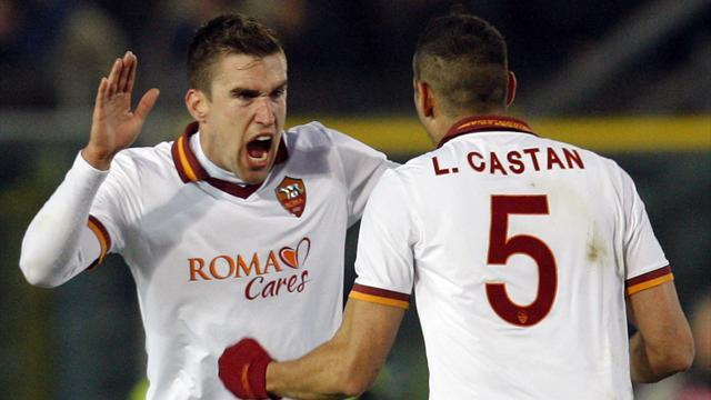 Serie A - Reports: Manchester United had Strootman bid rejected