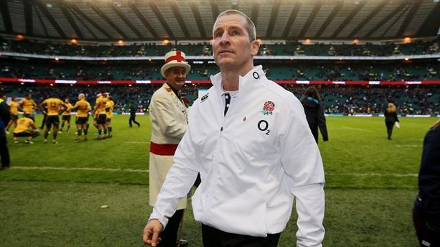 Rugby - Composed England enthuse Lancaster