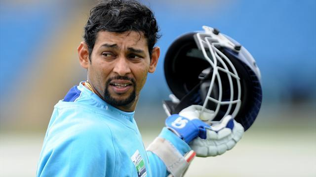 Cricket - Dilshan ends Test career
