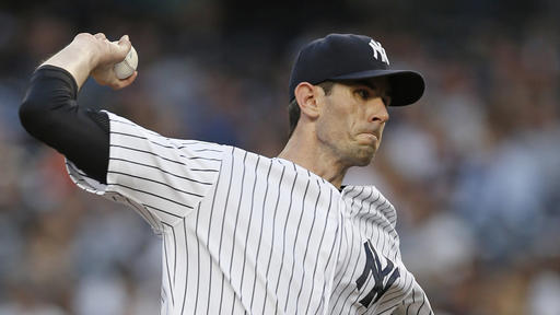 McCarthy wins again for Yankees, beats Tigers