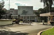 A general view of the Center for Medical and Surgical Research Hospital in Havana on December 11, 2012, where Venezuelan President Hugo Chavez is supposedly hospitalized. Chavez is not in a coma and is responding well to his cancer treatment in Cuba, his brother says