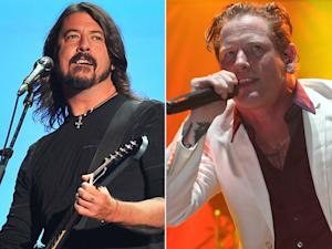 Dave Grohl, Corey Taylor Debut 'Sound City' Collaboration, 'From Can to Can't'