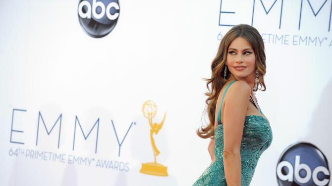Actress Sofia Vergara from
