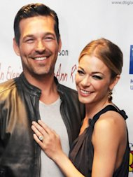 Eddie Cibrian and LeAnn Rimes—they look exactly alike!