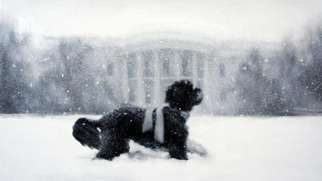 Story Behind White House Holiday Card