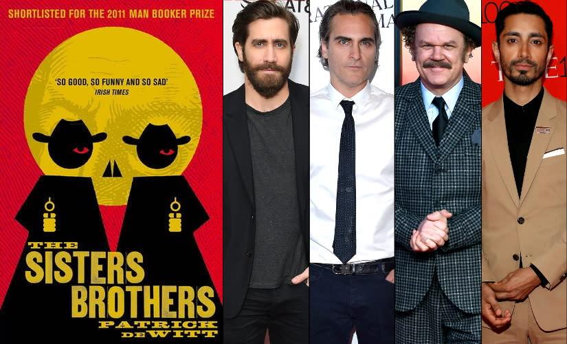 <p>九、《淘金殺手(暫譯)》The Sisters Brothers:改編自同名小說的《淘金殺手》,由曾執導過《烈愛重生》,並以《流離者之歌》奪下坎城影展金棕櫚獎的法國導演賈克歐迪亞(Jacques Audiard)擔任導演,這也是賈克歐迪亞第一部與好萊塢演員合作的英語電影。片中演員陣容更是堅強,包括了瓦昆菲尼克斯、傑克葛倫霍、約翰萊利與里茲阿邁德等,目前尚未公開映期。(圖/www.gerardcooke.com) </p>