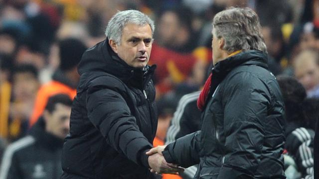 Champions League - Mourinho happy to keep Galatasaray quiet