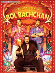 Is Abhishek turning gay for BOL BACHCHAN?