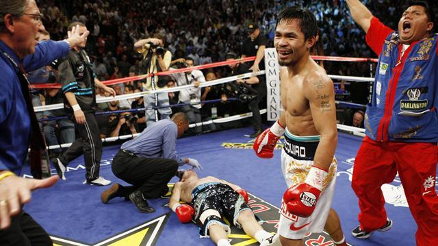 Boxing - Pacquiao: Hatton return 'not a good idea'