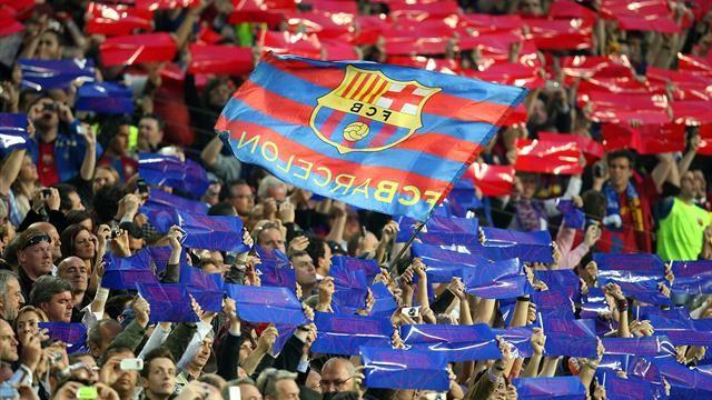 Liga - Shock as FIFA hits Barcelona with lengthy transfer ban