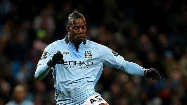 Football - Balotelli not surprised by Mancini exit