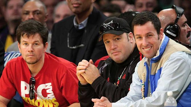 Wahlberg James Sandler Lakers