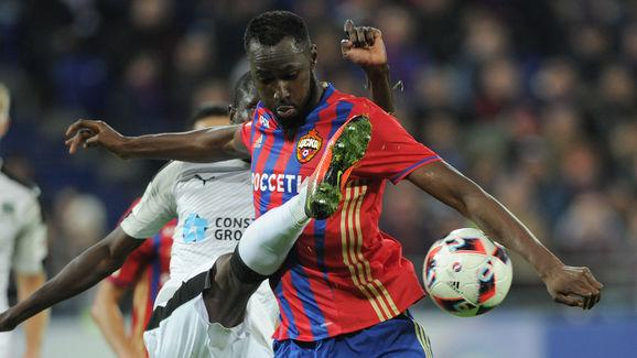 CSKA Moscow Loanee Lacina Traore Scores Against Parent Club Monaco to Send Twitter Into Meltdown