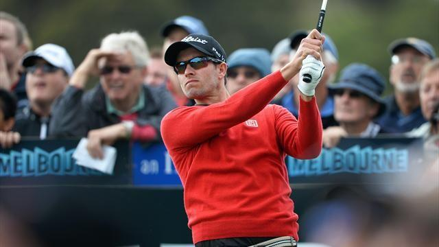 Golf - Red-hot Scott storms clear at Australian Masters