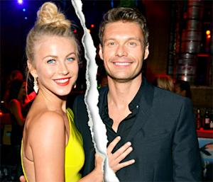 "Ryan Seacrest, Julianne Hough Split: ""It Just Got to Be Too Much"""