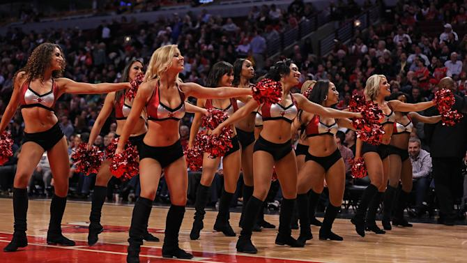 Washington Wizards v Chicago Bulls